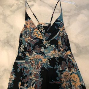 Free People Intimately Floral Maxi Dress Large